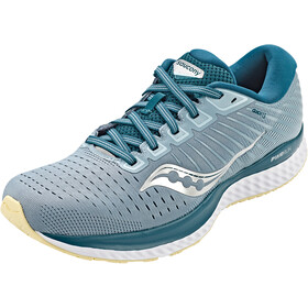 saucony Guide 13 Shoes Men mineral/deep teal